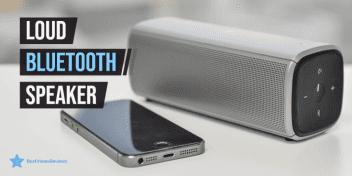 Loud bluetooth speaker