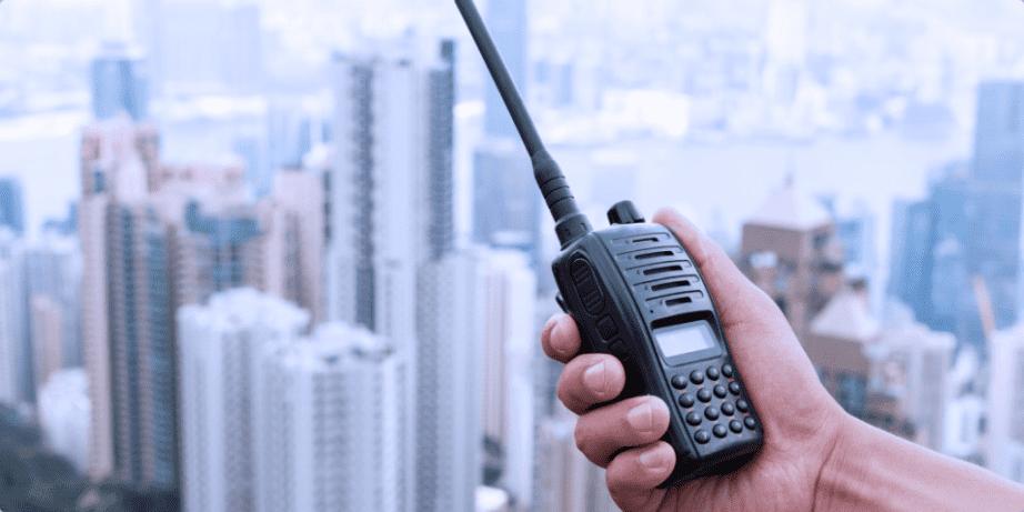 walkie talkie benefits