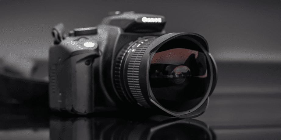 Medium format digital cameras
