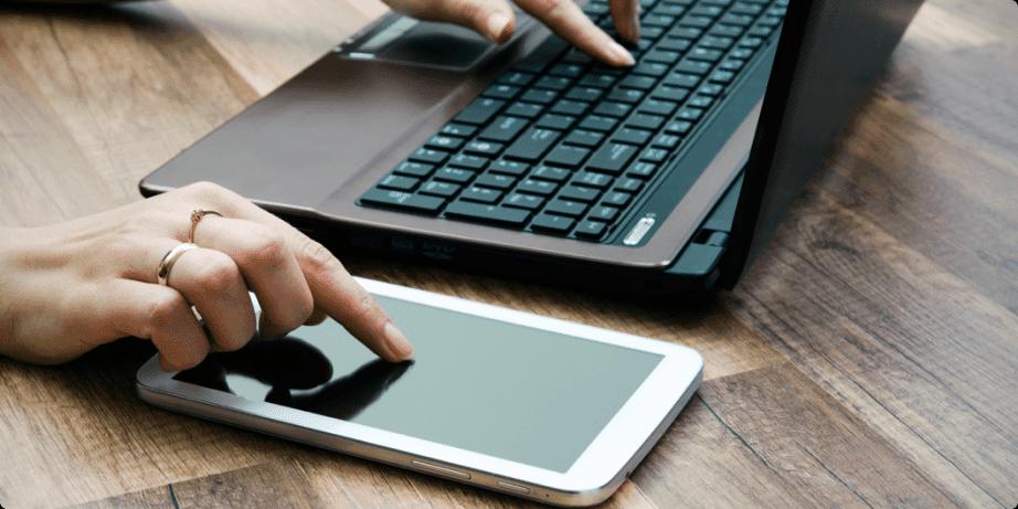 Tablets vs. Laptops