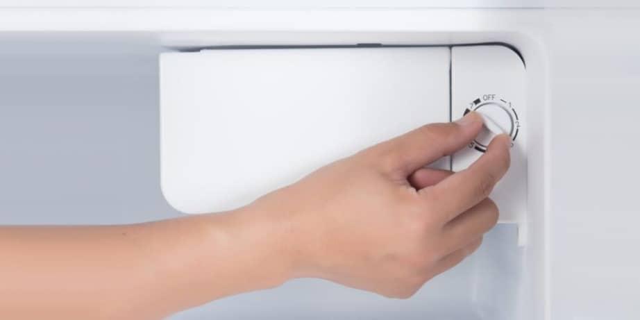 ideal freezer temperature