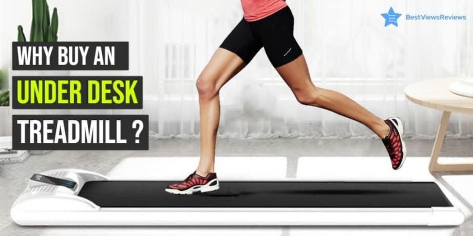 underdesk treadmill