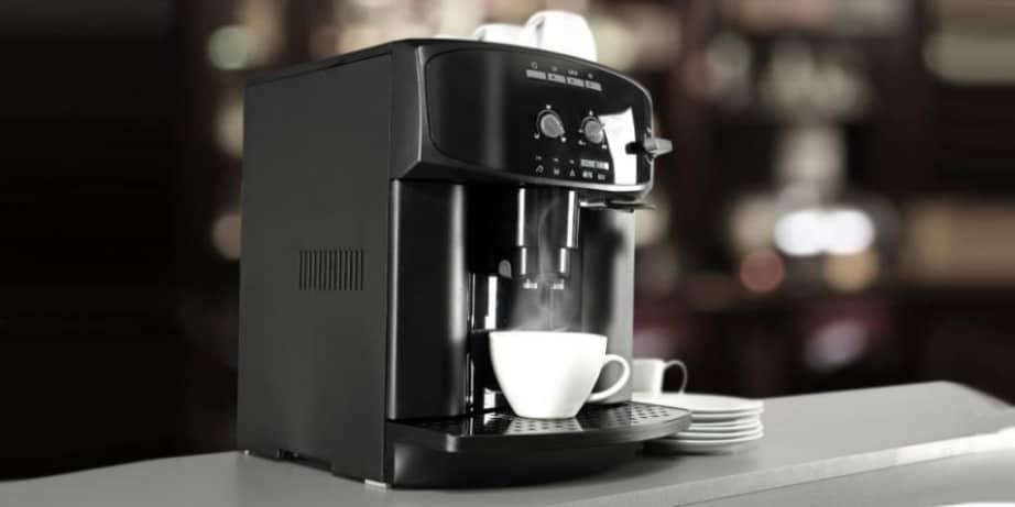 clean a coffee maker