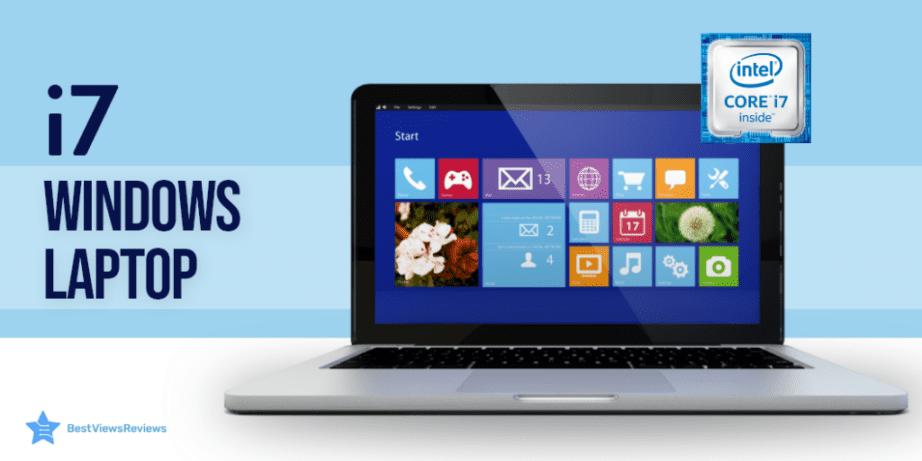i7 Windows laptops