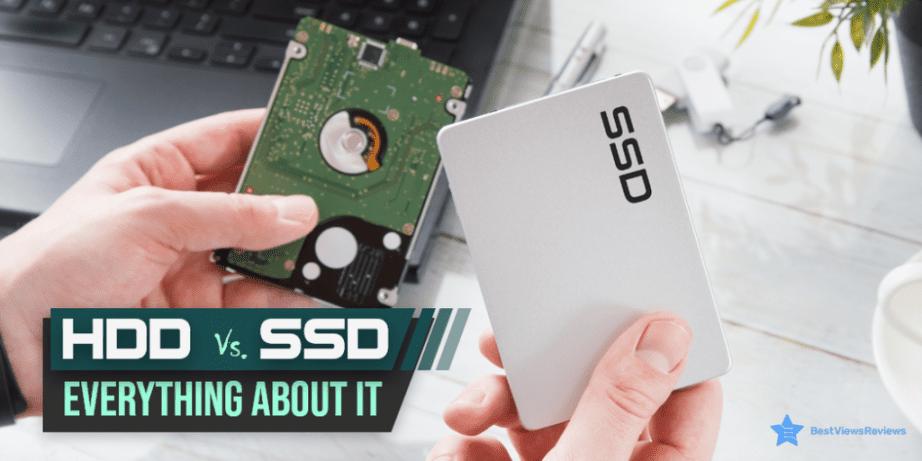 HDD Vs. SSD
