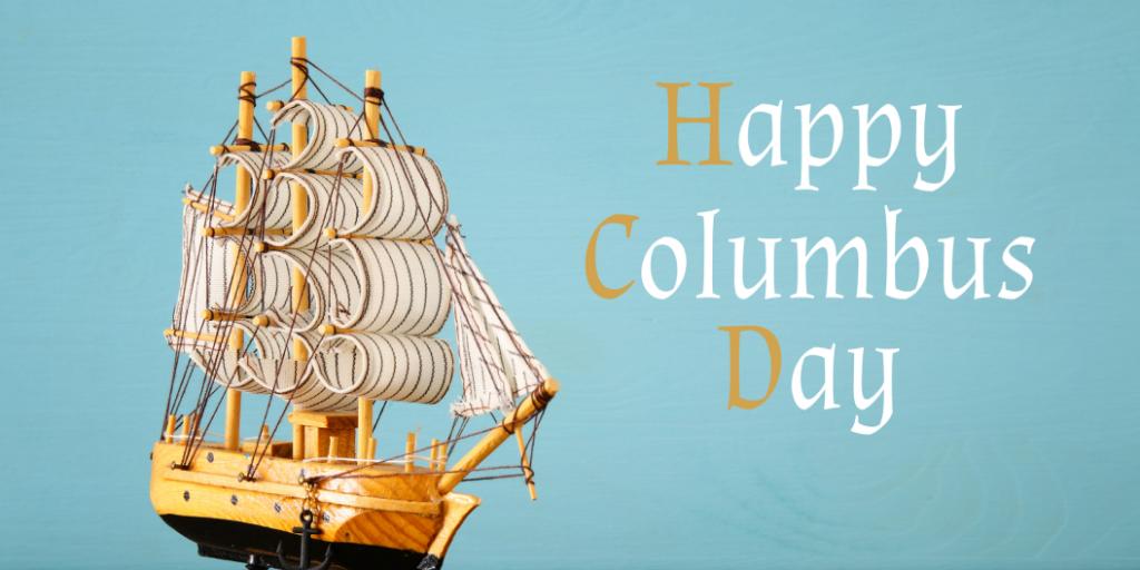 Columbus Day Sales