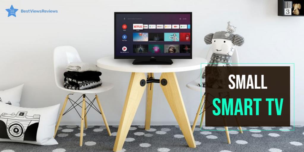 small smart TV